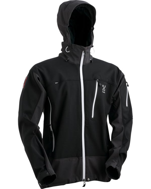 Haglöfs - Jaw Jacket - Black Charcoal