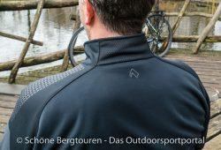 Haix Pro Jacket Windstopper - Stretcheinsatz