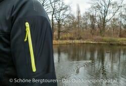 Haix Pro Jacket Windstopper - RV-Armtasche
