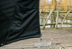 Haix Pro Jacket Windstopper - Einschub-Innentasche