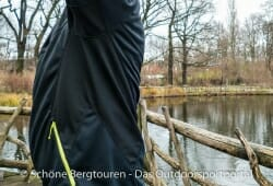 Haix Pro Jacket Windstopper - Stretcheinsaetze