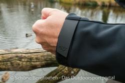 Haix Pro Jacket Windstopper - Klettverschluss