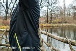 Haix Pro Jacket Windstopper - Stretcheinsaetze