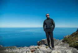 Haix Pro Jacket Windstopper - Tafelberg in Kapstadt