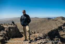 Haix Pro Jacket Windstopper - Simien Mountains