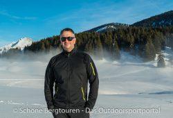Haix Pro Jacket Windstopper - Franzoesische Alpen