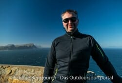 Haix Pro Jacket Windstopper - Cape Point in Suedafrika