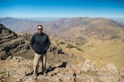 Haix Pro Jacket Windstopper - Ras Dashen in Aethiopien