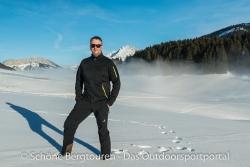 Haix Pro Jacket Windstopper - Les Glieres