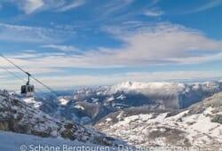 Haute-Savoie - Die Aussicht vom Chalet de Barme