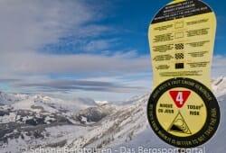 Haute-Savoie - Feines Skiwetter im Skigebiet La Clusaz