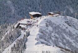 Haute-Savoie - Berghuette Crete du Loup