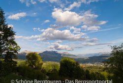 Hautes-Alpes - Schoenes Wetter in Gap