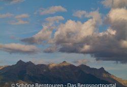 Hautes-Alpes - Blick zum Le Piolit
