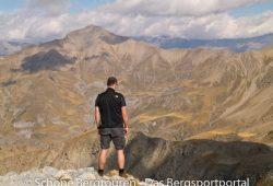 Hautes-Alpes - Schoene Aussicht vom Le Piolit