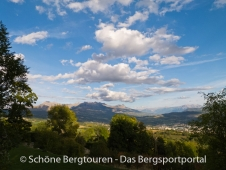 Hautes-Alpes - Schoenes Wetter in Gap