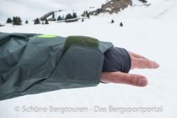 Helly Hansen Backbowl Jacket - Klettverschluss
