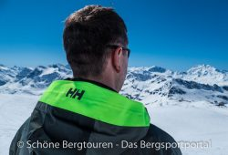 Helly Hansen Backbowl Jacket - Blauer Himmel