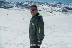 Helly Hansen Backbowl Jacket - Gletscher