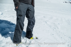 Helly Hansen Elevate Shell Pant - Frontansicht