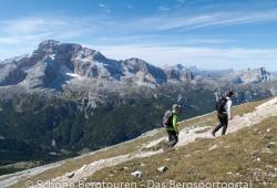 Hochpustertal / Sextener Dolomiten / Pragser Dolomiten - Aufstieg zum Duerrenstein
