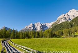 Hochpustertal / Sextener Dolomiten / Pragser Dolomiten - Beginn des Fischleintals