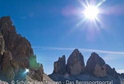 Hochpustertal / Sextener Dolomiten / Pragser Dolomiten - Drei Zinnen