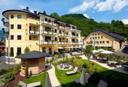 Hotel Alte Post - Aussenansicht Sommer