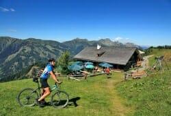Hotel Alte Post - Mountainbiken