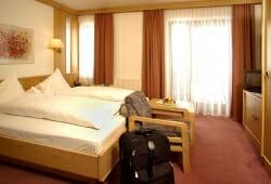 Hotel Astoria - Doppelzimmer Nr 28