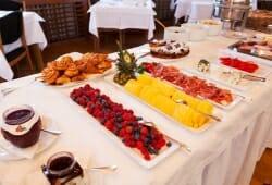 Hotel Drei Zinnen - Fruehstuecksbuffet