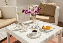 Hotel Drei Zinnen - Kaffee und Kuchen