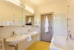 Hotel Drei Zinnen - Badezimmer