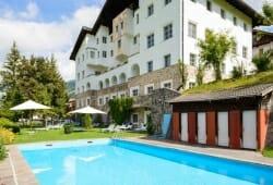Hotel Drei Zinnen - Ansicht Suedseite