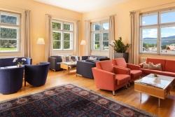 Hotel Drei Zinnen - Lesezimmer