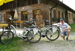 Gaestehaus Rottenspacher - E-Bike