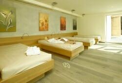 Hotel Gasthof Stern - Wasserbetten im Ruheraum