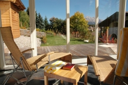 Hotel Gasthof Stern - Ruheraum mit Ausblick