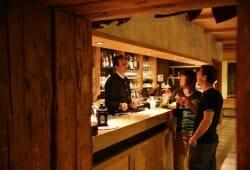 Hotel Kreuzbergpass - Bar