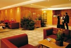 Hotel Kreuzbergpass - Lobby