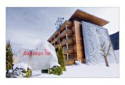 Hotel Salzburger Hof Leogang - Eiskletterwand