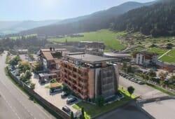 Hotel Salzburger Hof Leogang - Aussenansicht