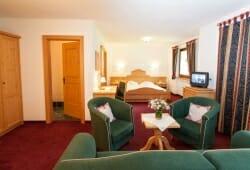Hotel Vierbrunnenhof - Zimmeransicht