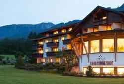 Hotel Vierbrunnenhof - Sommerabend