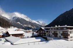 Hotel Vierbrunnenhof - Im Winter
