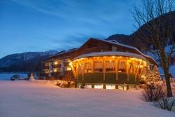 Hotel Vierbrunnenhof - Winterabend