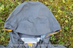 Jack Wolfskin Gravity Flow Texapore Jacket - Kapuze