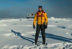 Jack Wolfskin Gravity Flow Texapore Jacket - Arktisches Eis