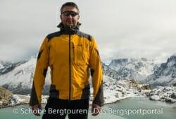 Jack Wolfskin Gravity Flow Texapore Jacket - Haute Savoie
