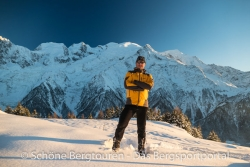 Jack Wolfskin Gravity Flow Texapore Jacket - Mont Blanc